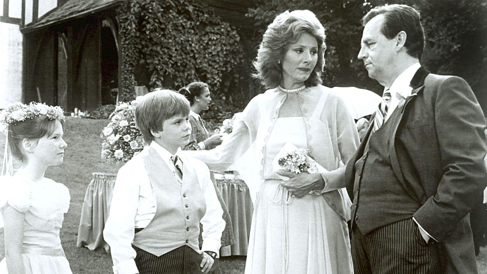 "Paul Dooley as Jim Baker in ""Sixteen Candles."""