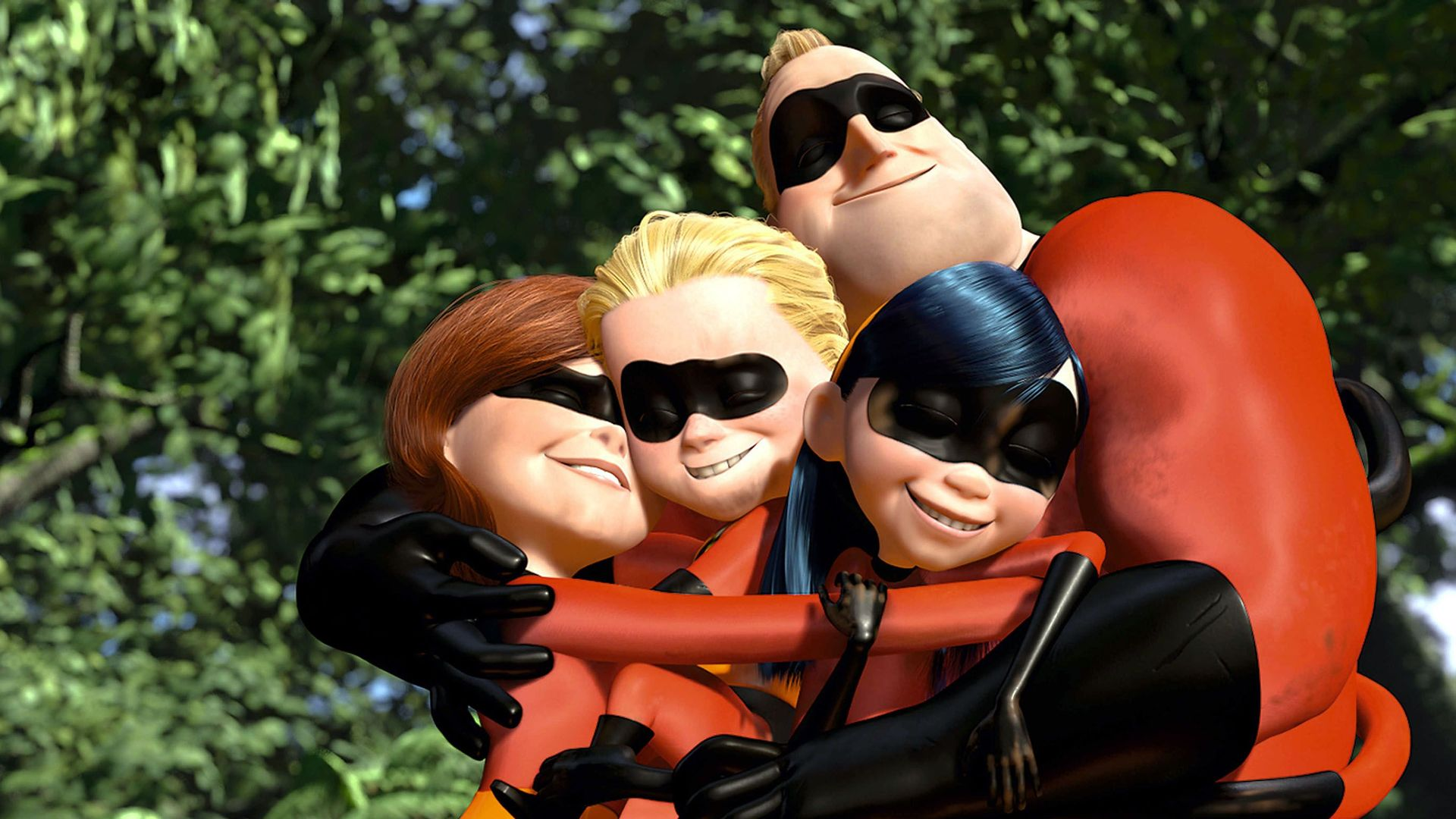 """Craig T. Nelson voicing Mr. Incredible in """"The Incredibles."""""""
