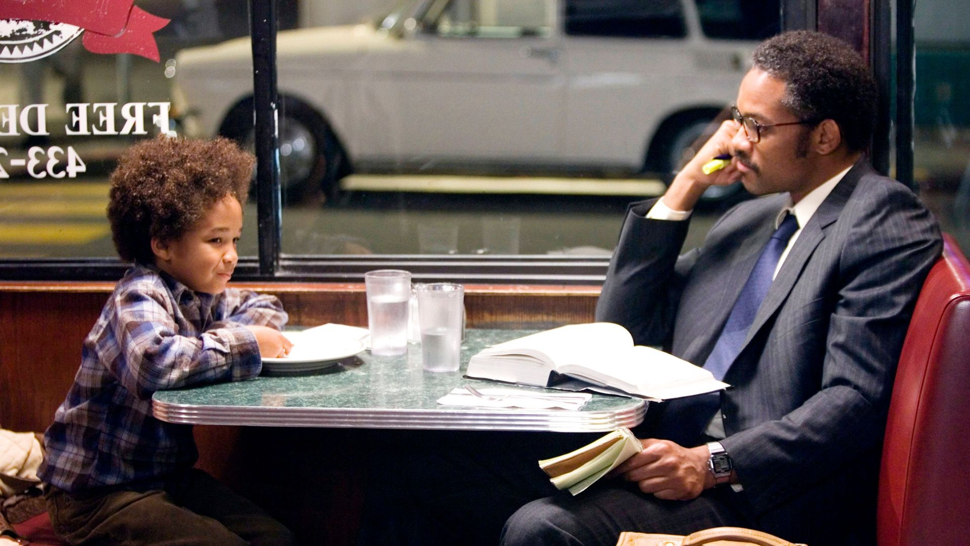 """Will Smith as Chris Gardner in """"The Pursuit of Happyness."""""""