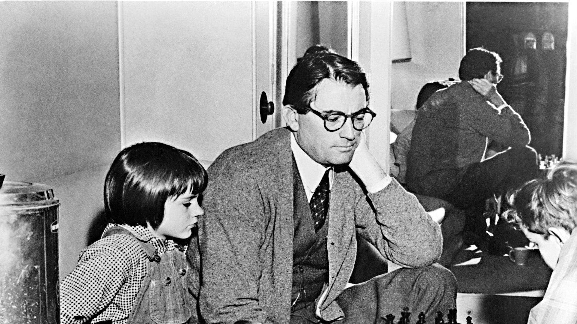 """Gregory Peck as Atticus Finch in """"To Kill a Mockingbird."""""""