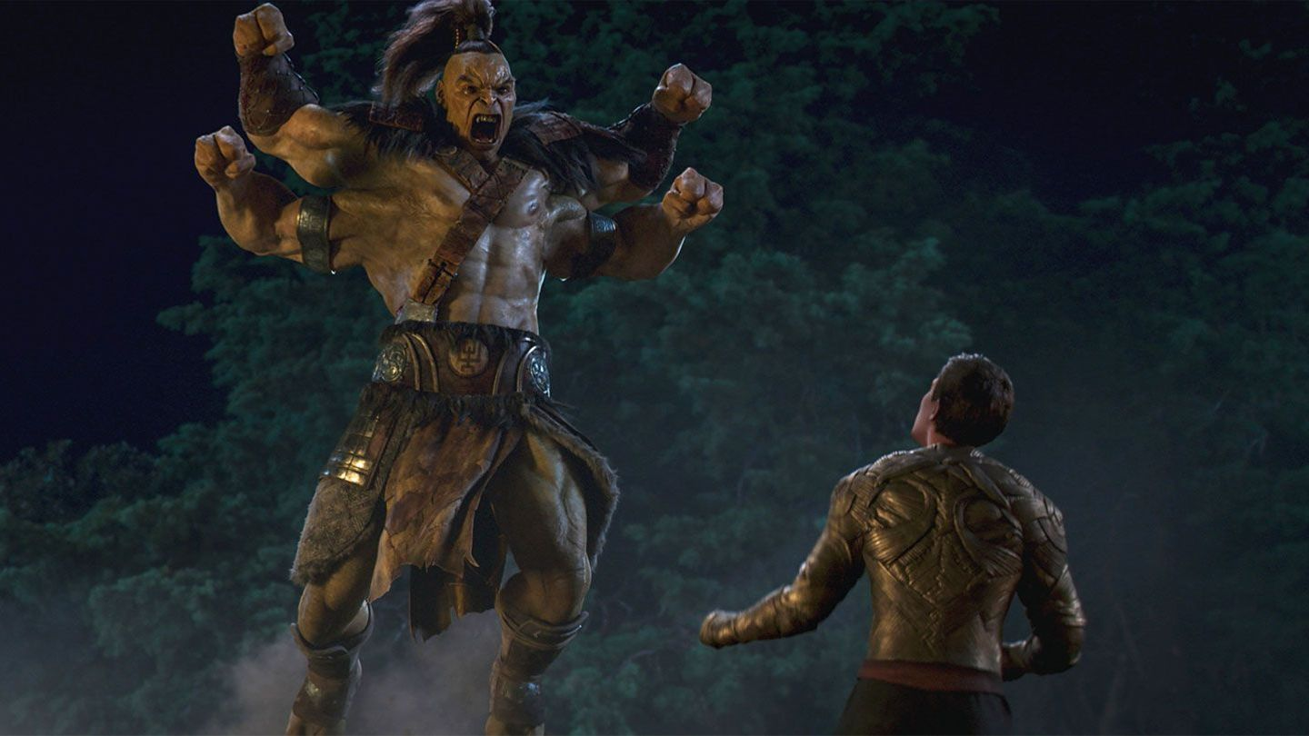 """Best Video Game Movies to See Before """"Mortal Kombat"""""""