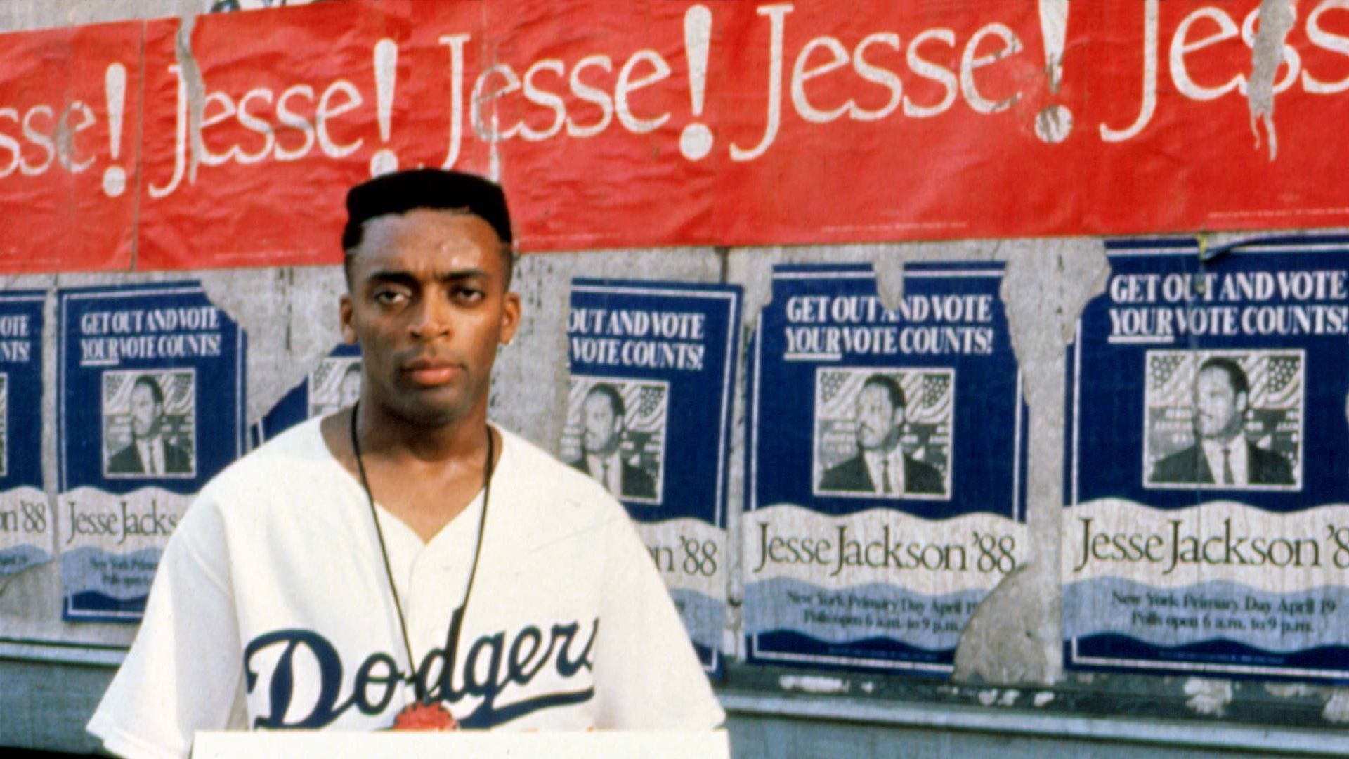 do the right thing wesley snipes jesse jackson poster