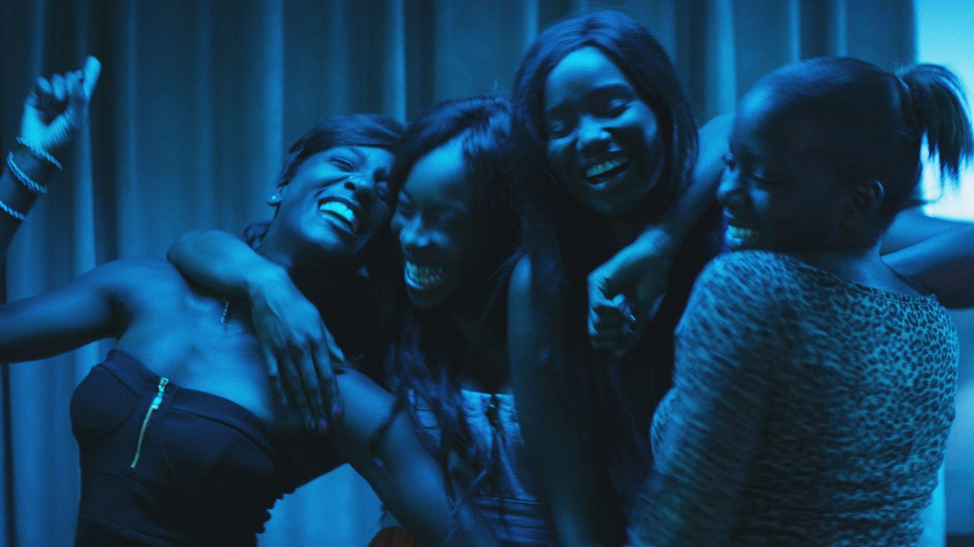 four girls from girlhood movie