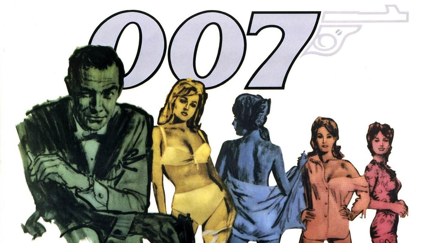Bond Posters: Dr. No