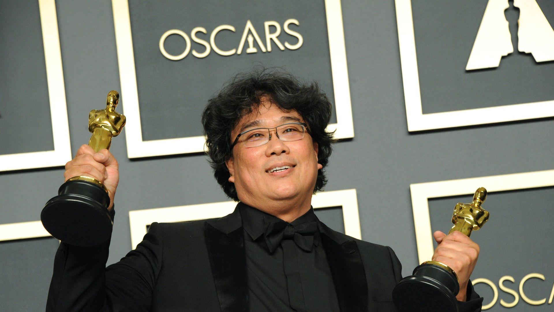 Bong Joon-ho AAPI Heritage Month The Oscars