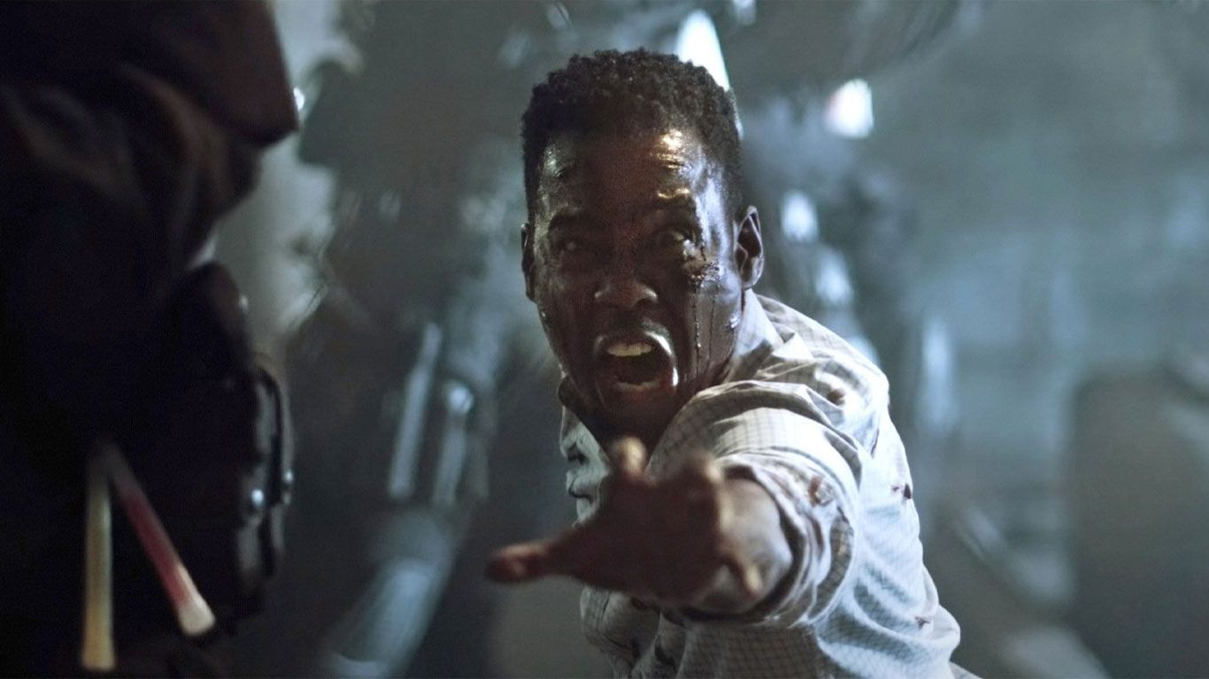 """Box Office No. 1 - Chris Rock in """"Spiral."""""""