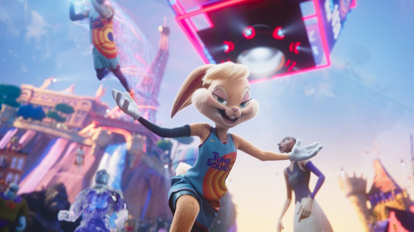 """Box Office - """"Space Jam: A New Legacy."""""""