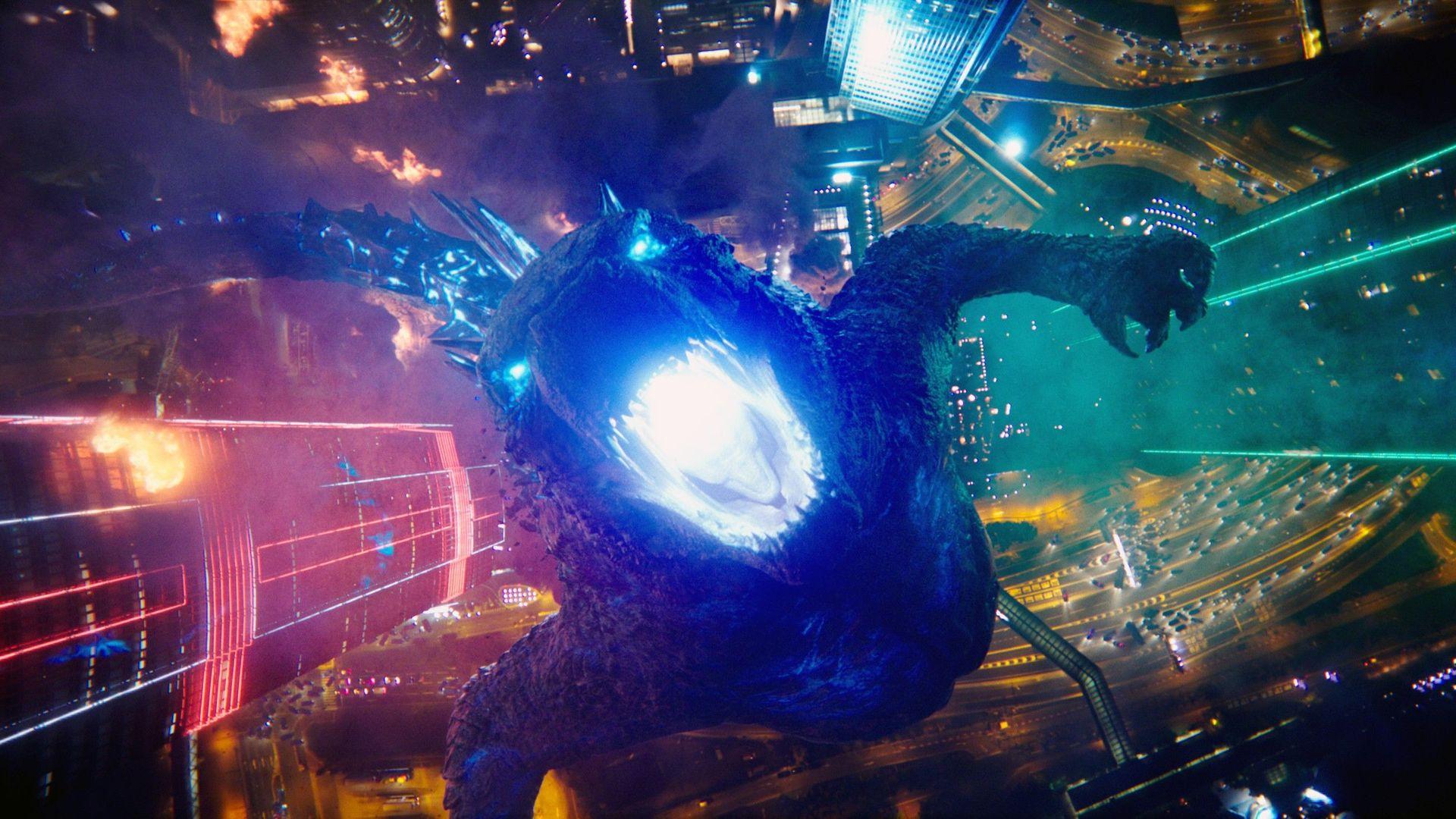 "Box Office No. 1 - ""Godzilla vs. Kong."""
