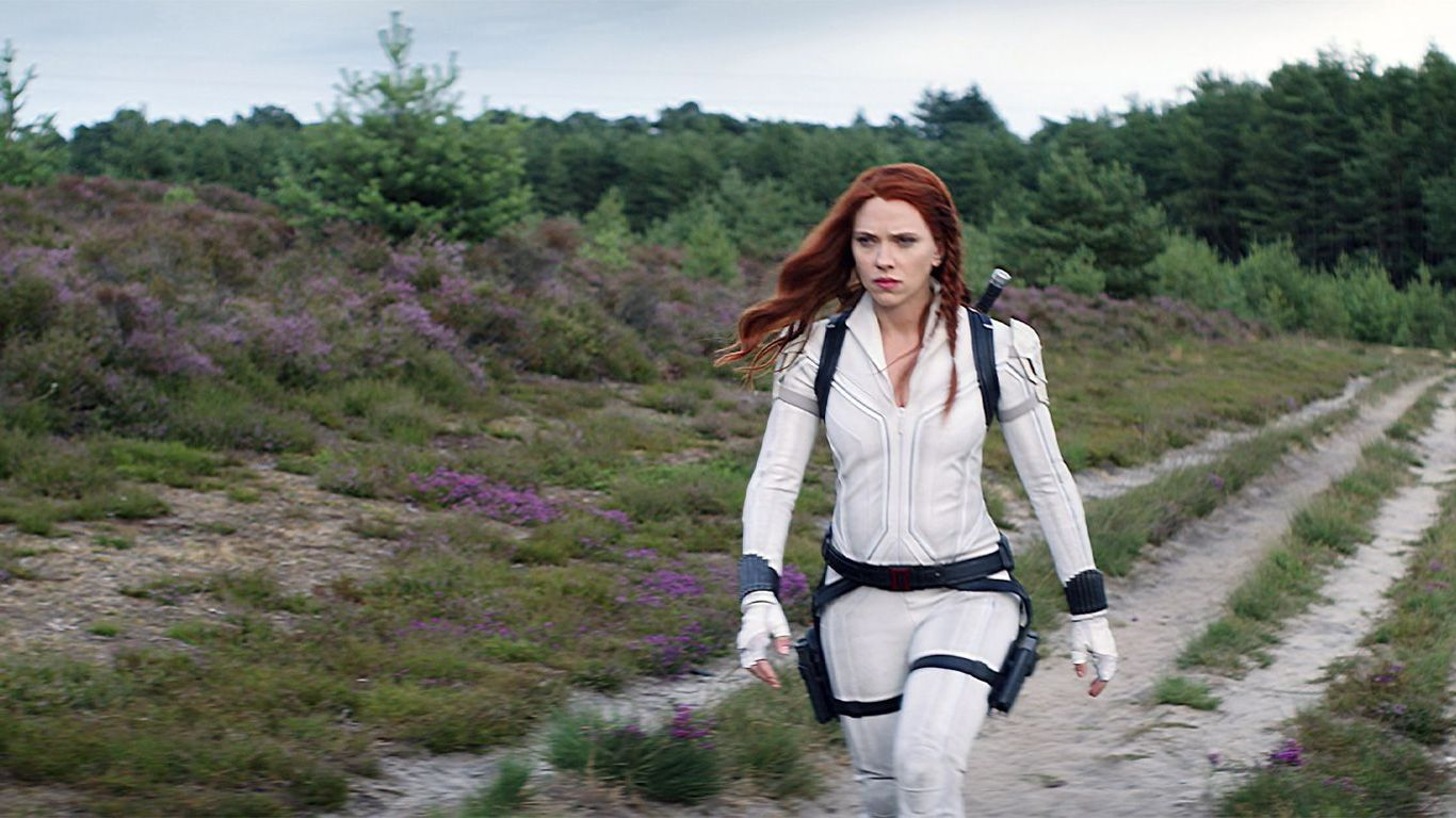 """Box Office - Scarlett Johansson in """"Black Widow."""""""