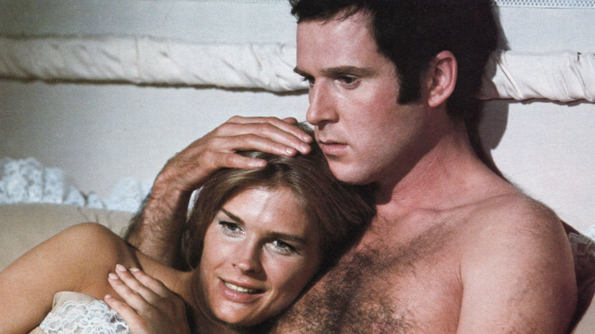 """Candice Bergen, Charles Grodin in """"11 Harrowhouse."""""""