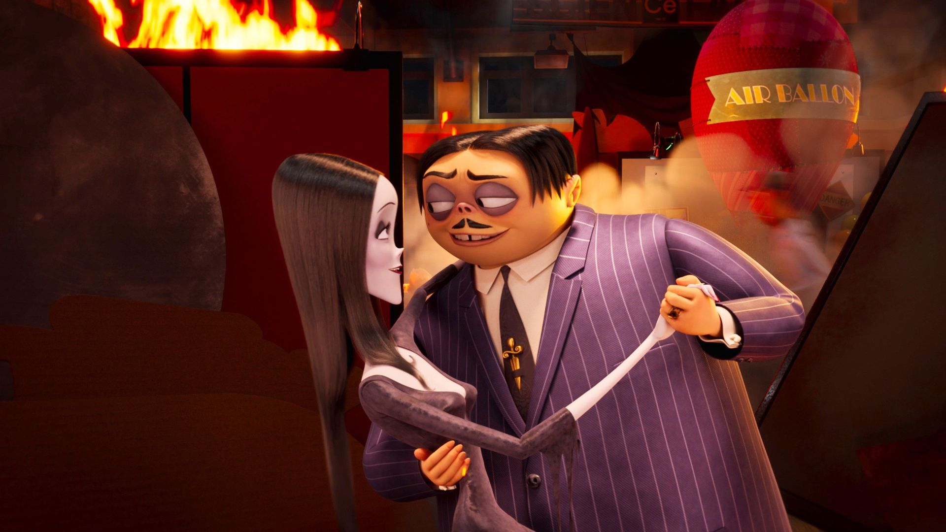 """Top Movies at Home - """"The Addams Family 2"""""""