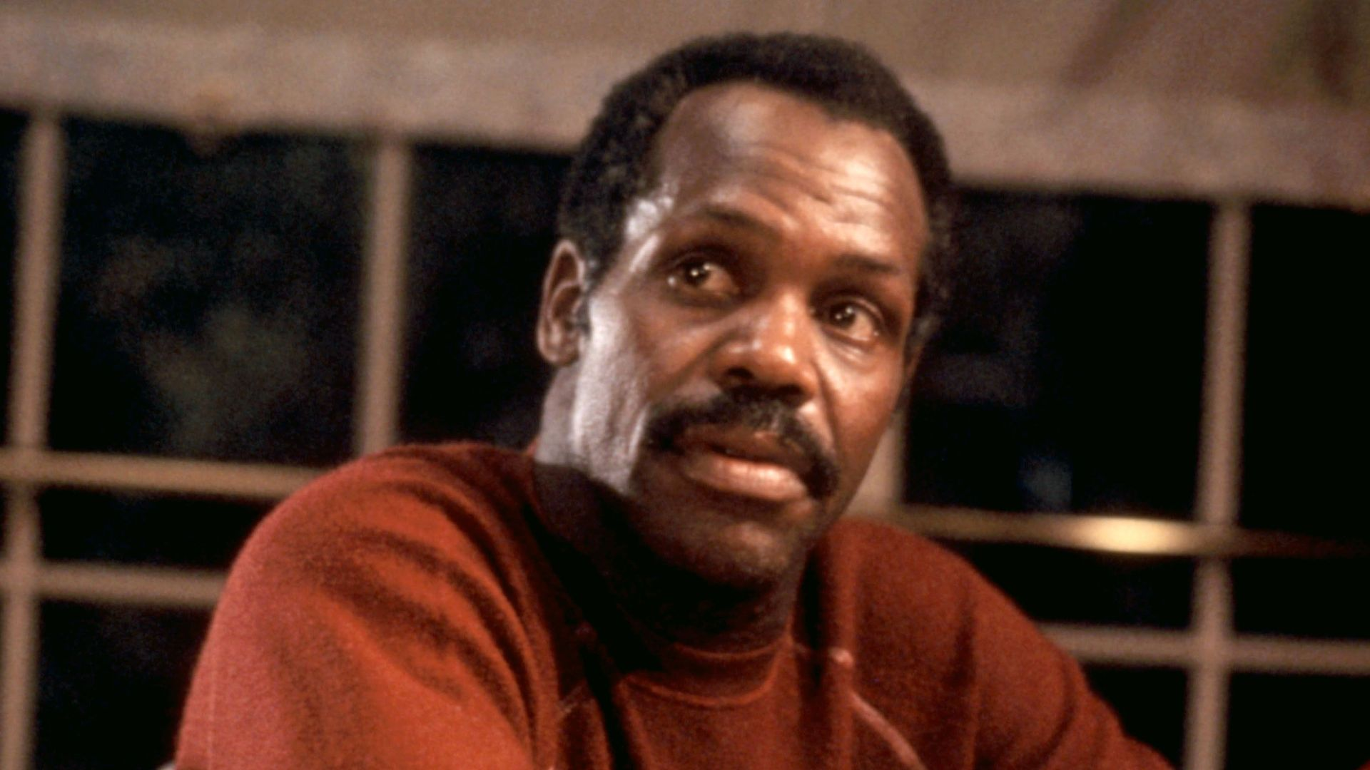 """Danny Glover in """"Lethal Weapon."""""""
