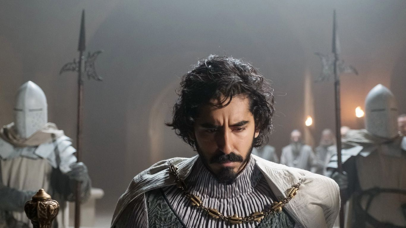 """One Thing to Watch - Dev Patel in """"The Green Knight."""""""