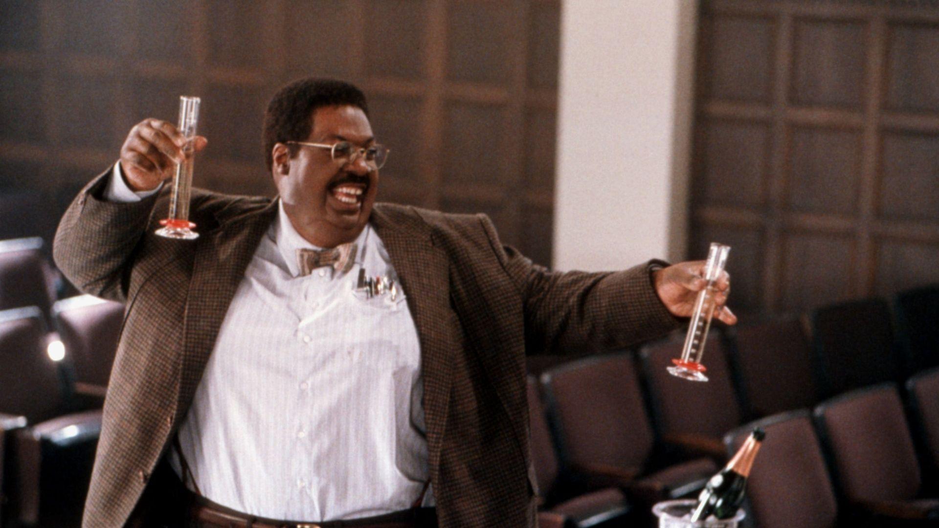 """Eddie Murphy in """"The Nutty Professor."""""""