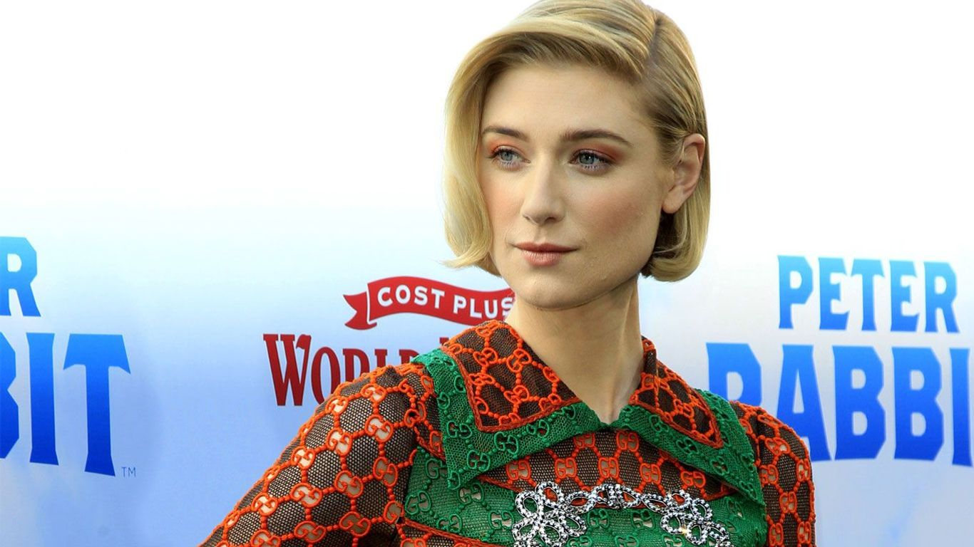 Elizabeth Debicki at arrivals for PETER RABBIT Premiere, The Grove, Los Angeles, CA February 3, 2018.