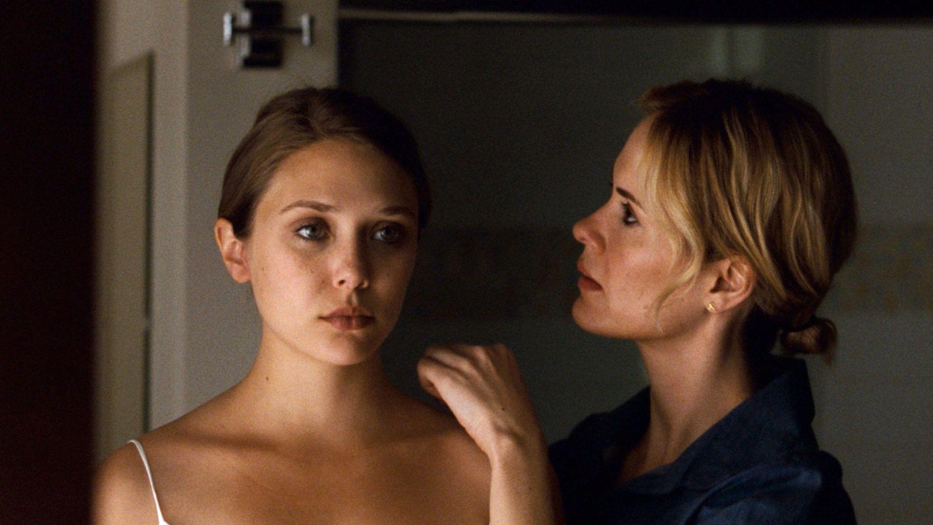 "Elizabeth Olsen and Sarah Paulson in ""Martha Marcy May Marlene."""
