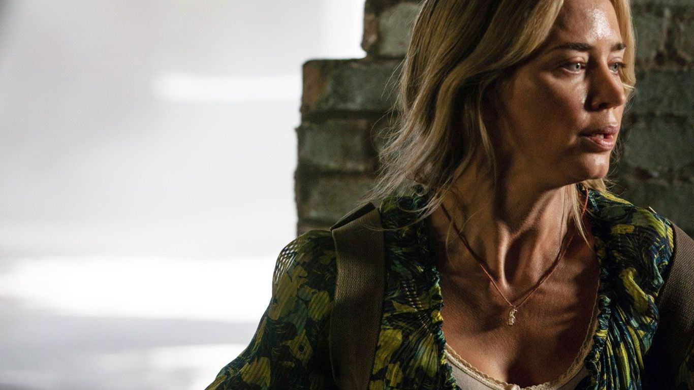 """Box Office - Emily Blunt in """"A Quiet Place: Part II."""""""