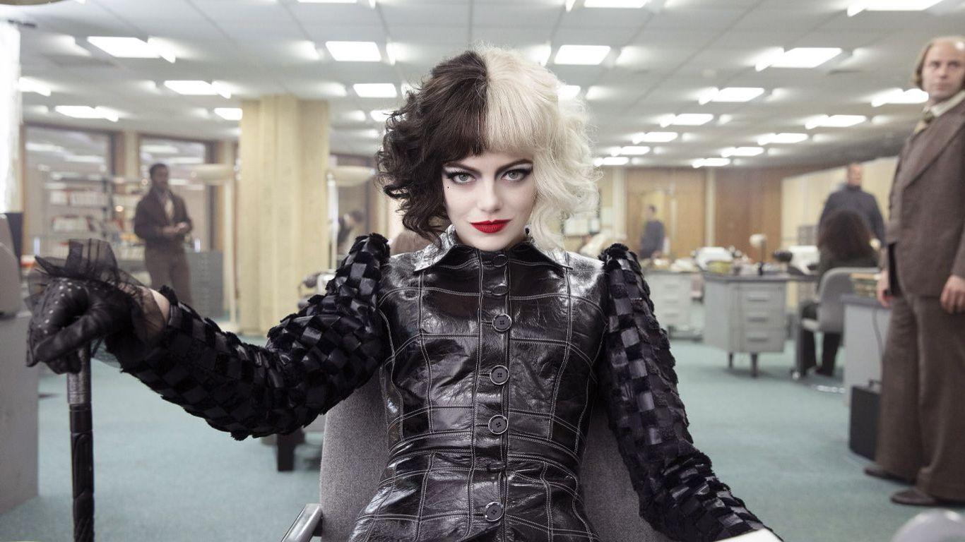 "One Thing to Watch - Emma Stone in ""Cruella."""