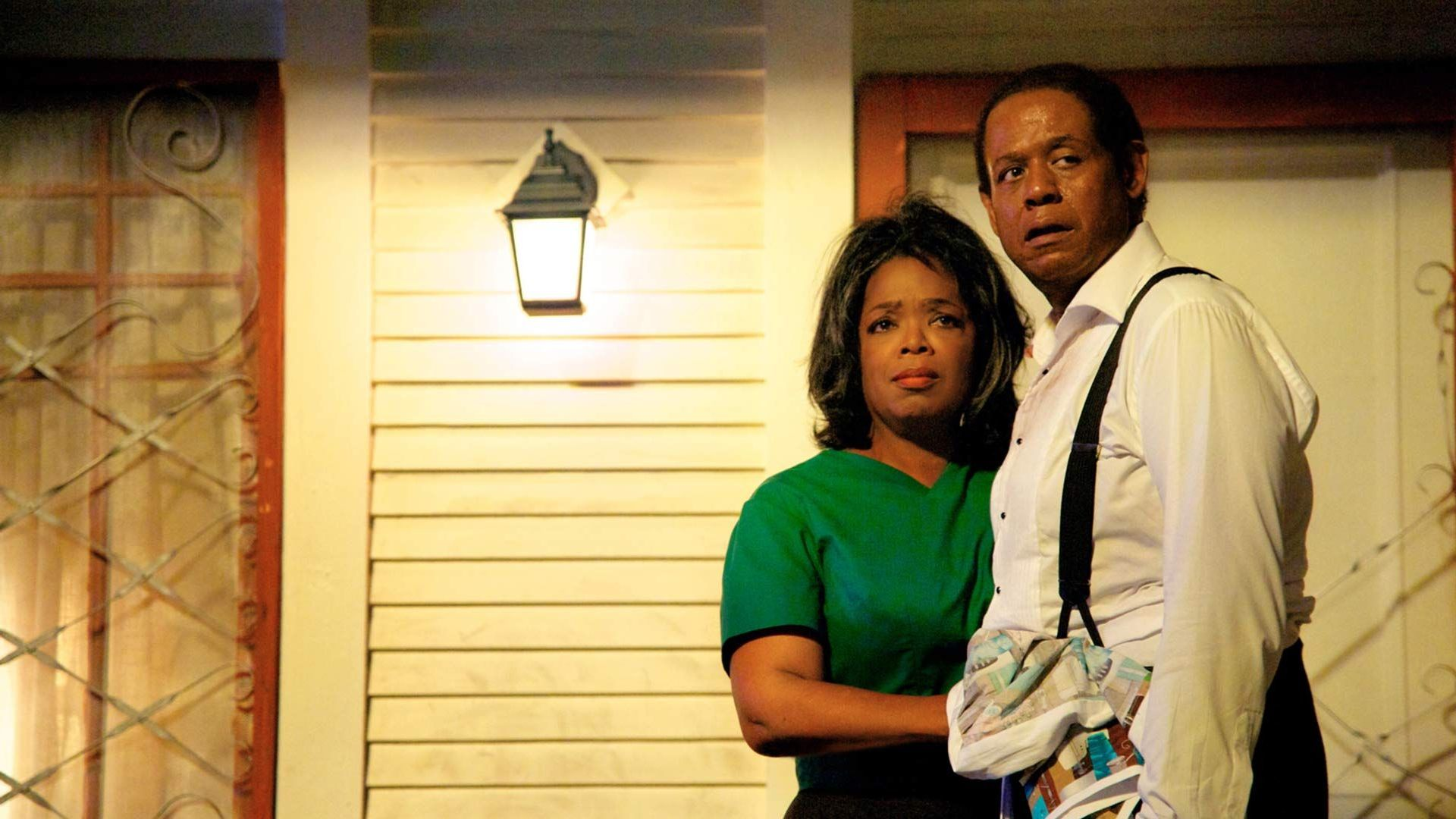 forest whitaker and oprah winfrey in the butler