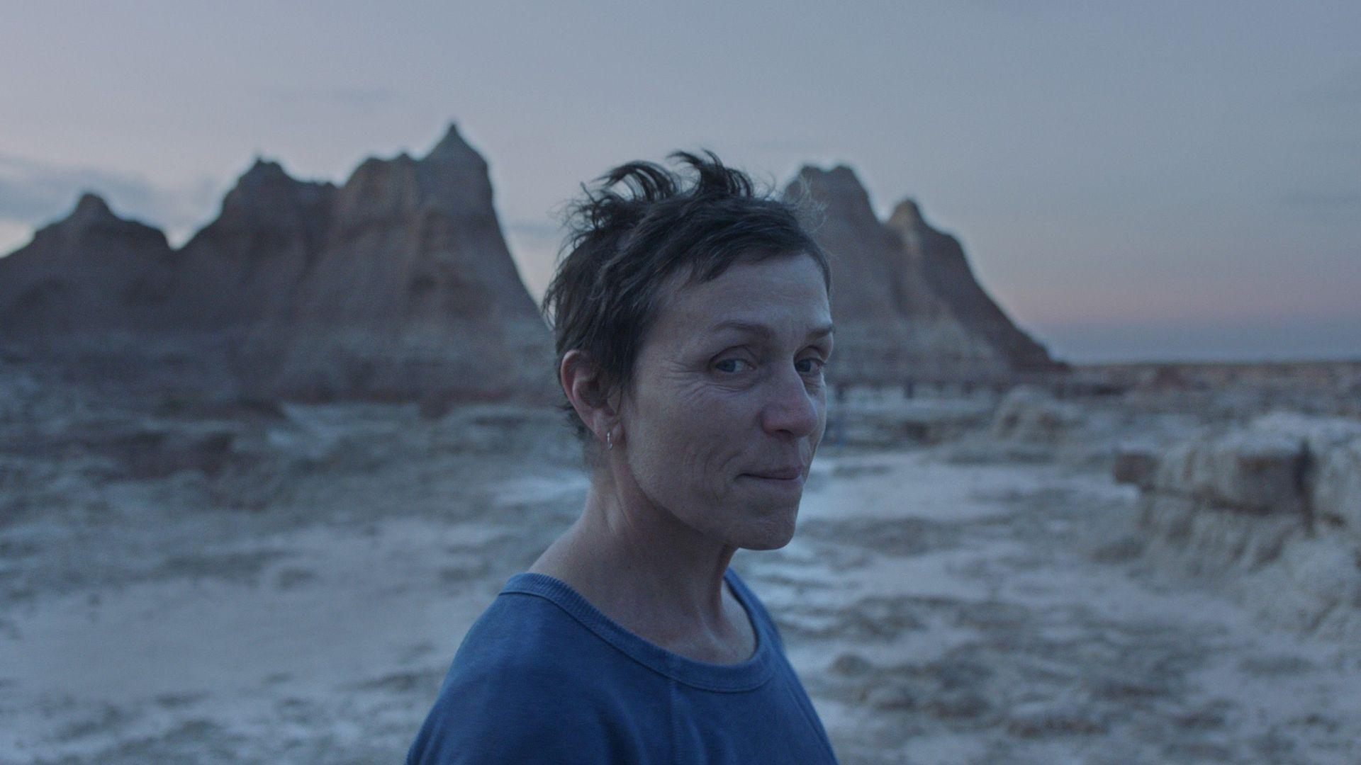 Frances McDormand Movies Nomadland