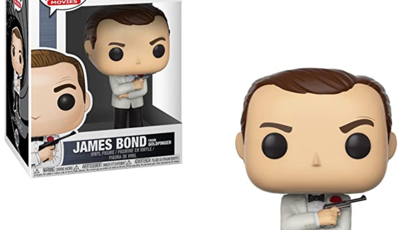 Funko Pop! James Bond - Sean Connery