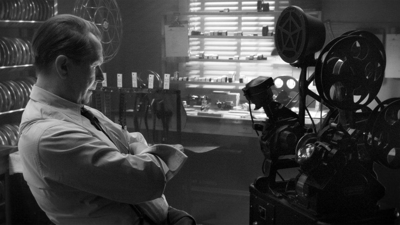 "Where to Watch 2021 Oscar Nominees - Gary Oldman as Herman Mankiewicz in ""Mank."""