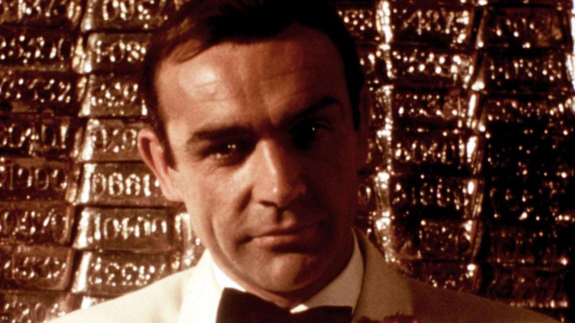 Best Bond Fashions Goldfinger The White Jacket