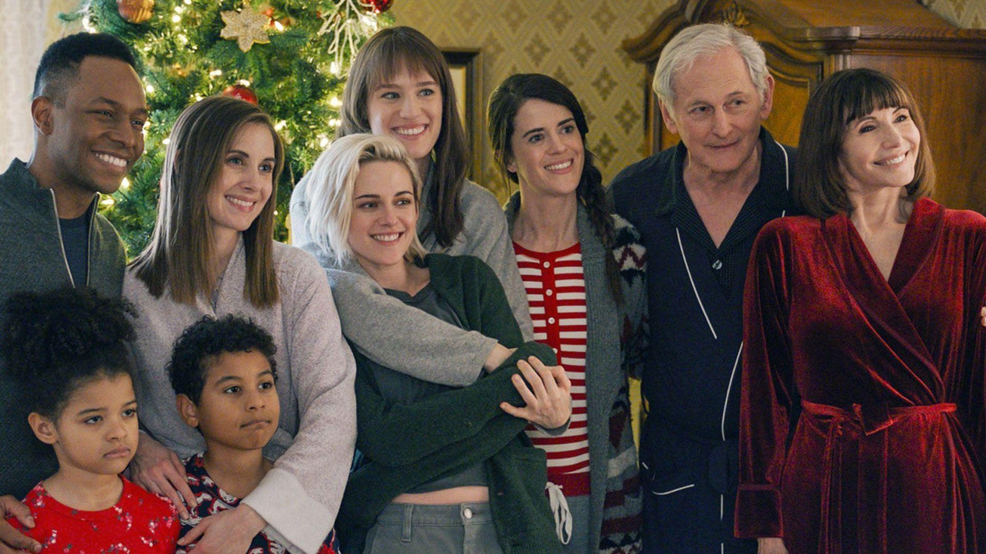 "The cast of ""Happiest Season."""