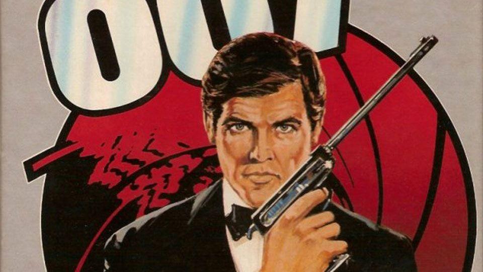 """Box art for """"James Bond 007."""""""