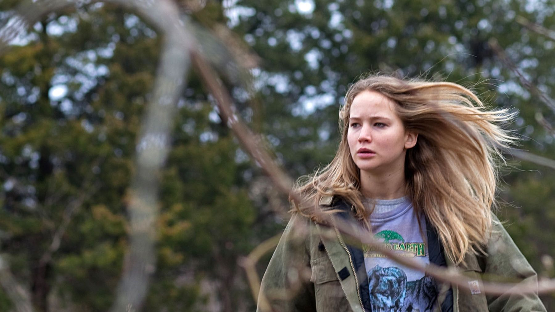"""Jennifer Lawrence in """"Winter's Bone."""""""