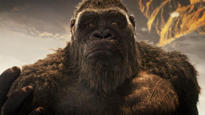 """King Kong in """"Godzilla vs. Kong."""""""