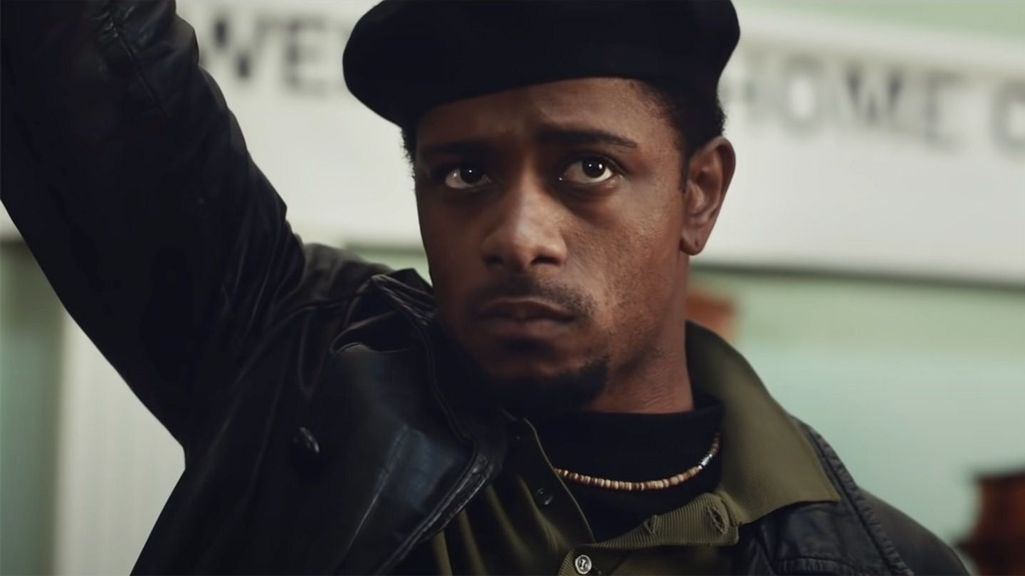 """LaKeith Stanfield in """"Judas and the Black Messiah."""""""