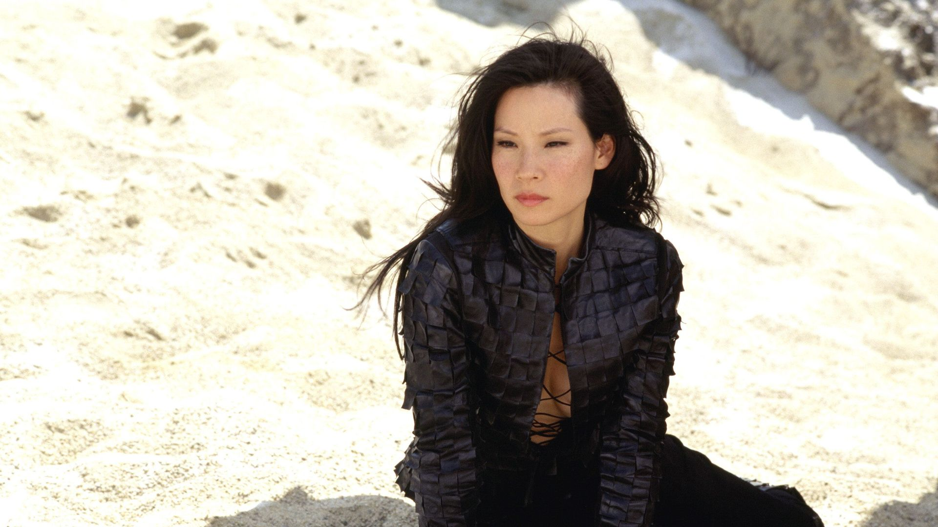 Lucy Liu AAPI Heritage Month Charlie's Angels Full Throttle