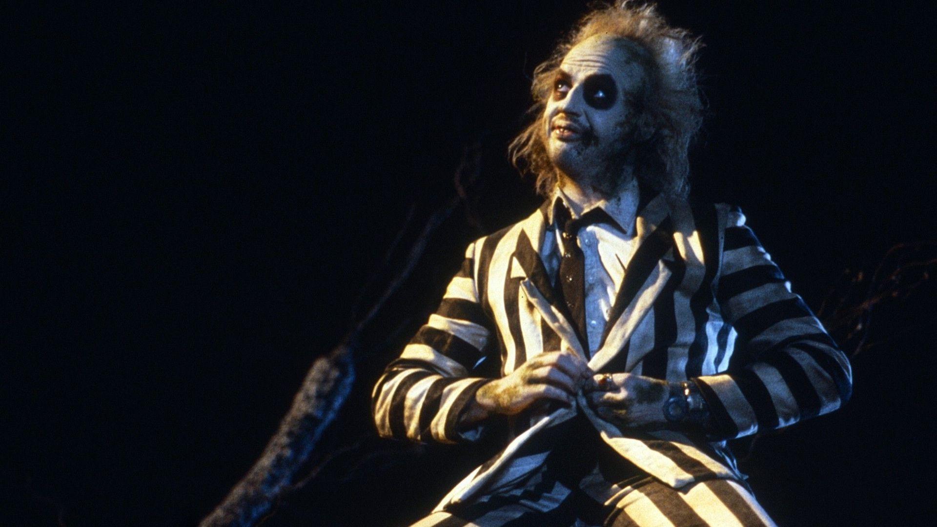"""Michael Keaton in """"Beetlejuice."""""""
