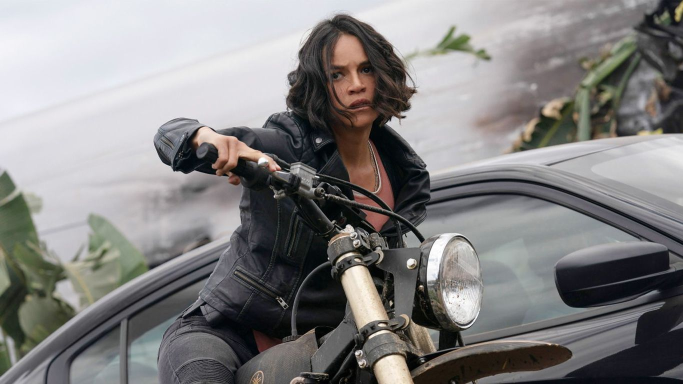 """New Movies at Home - Michelle Rodriguez in """"F9."""""""
