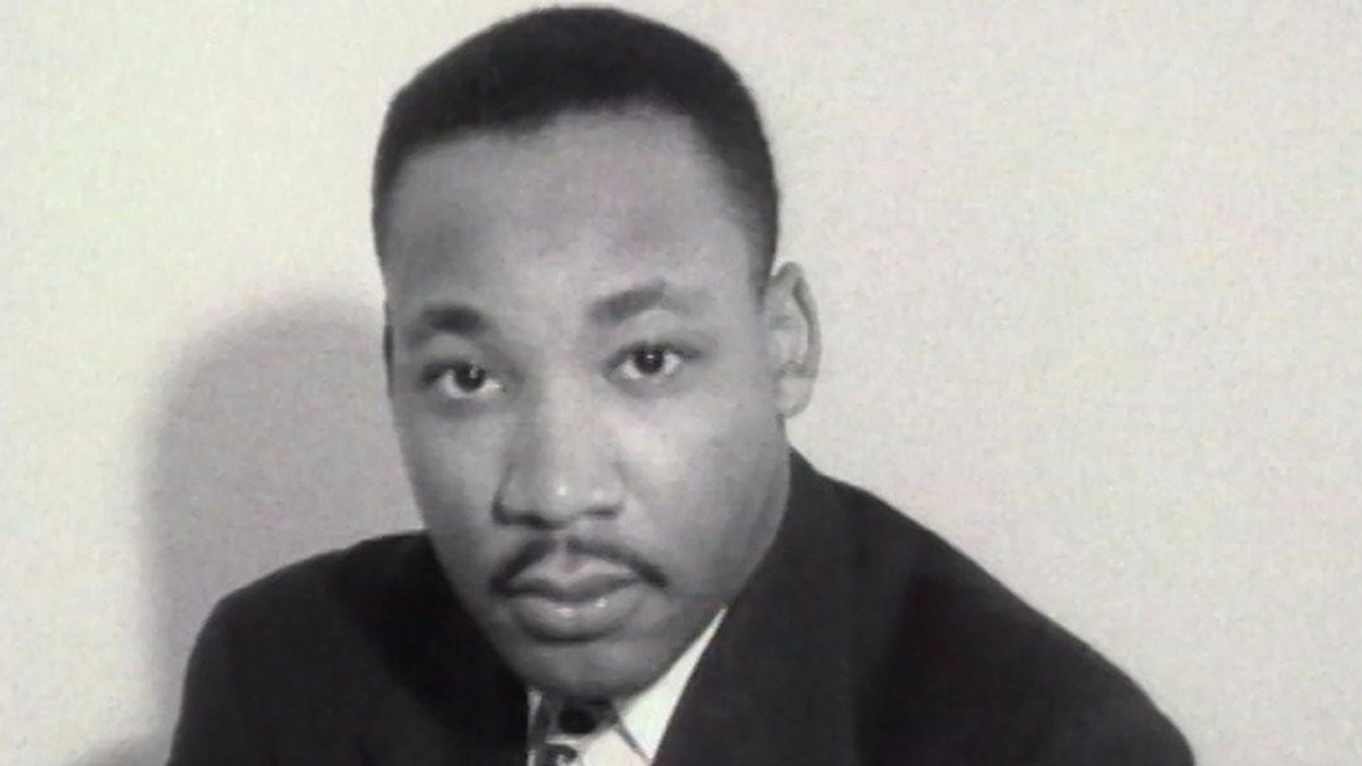 "Martin Luther King, Jr. in ""MLK/FBI."""