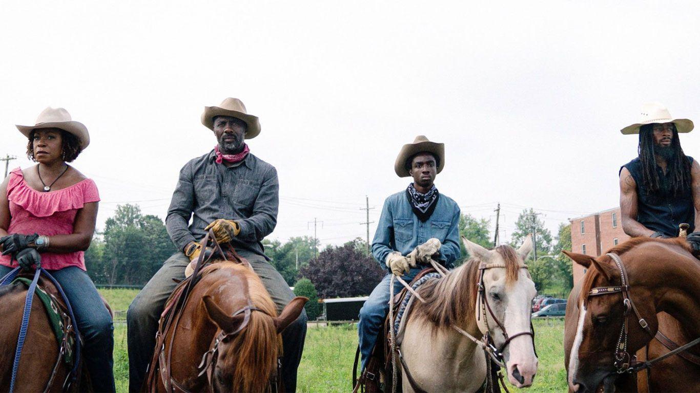 "New Indie Movie - ""Concrete Cowboy"""