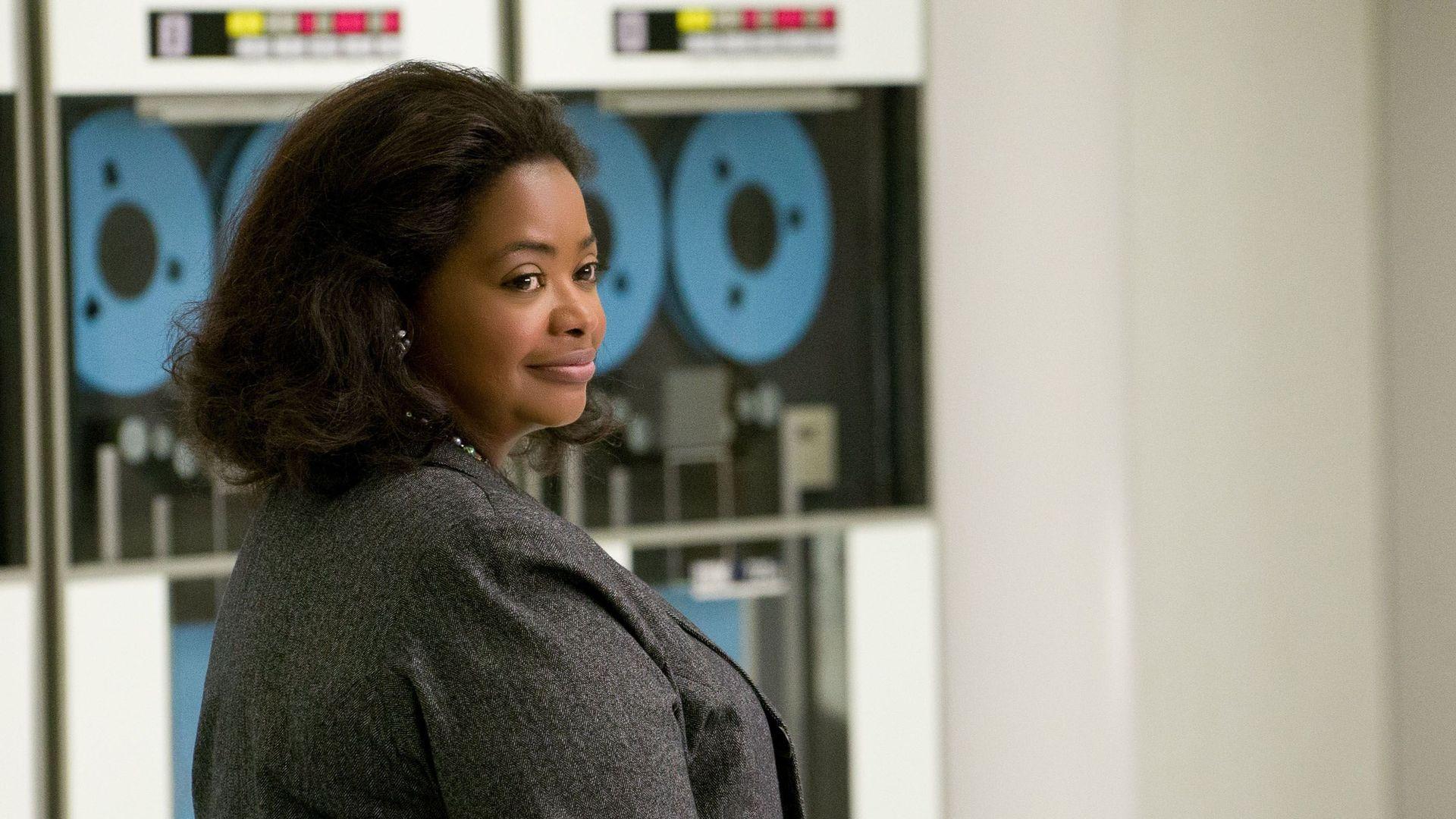 """Octavia Spencer in """"Hidden Figures."""""""
