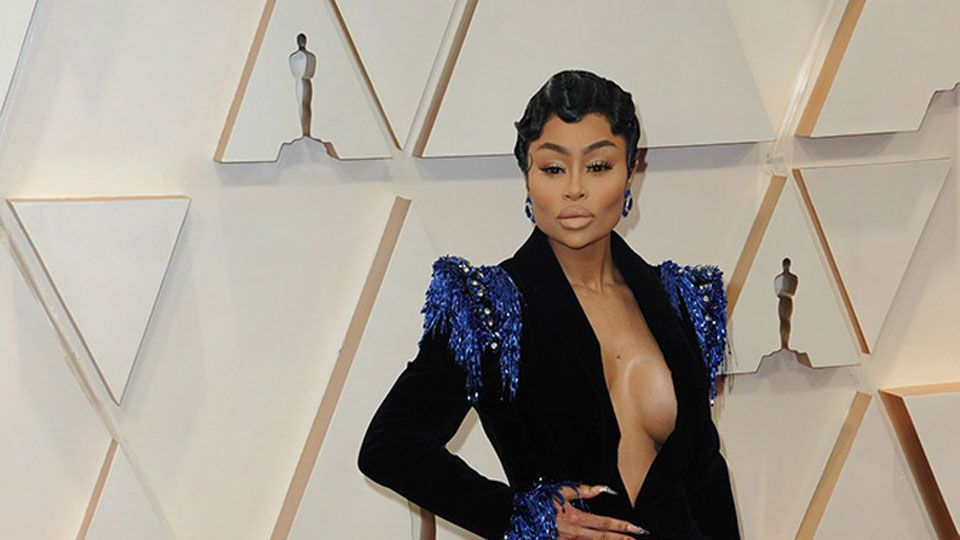 Blac Chyna at the 92nd Academy Awards in Hollywood, CA.