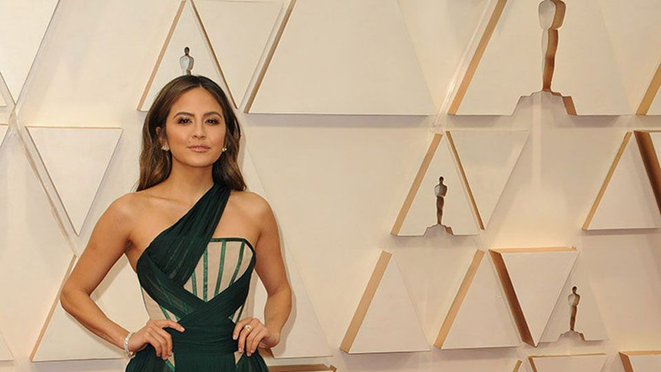 Erin Lim at the 92nd Academy Awards in Hollywood, CA.