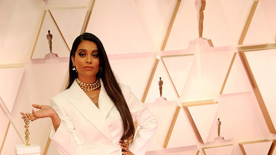 Lilly Singh at the 92nd Academy Awards in Hollywood, CA.