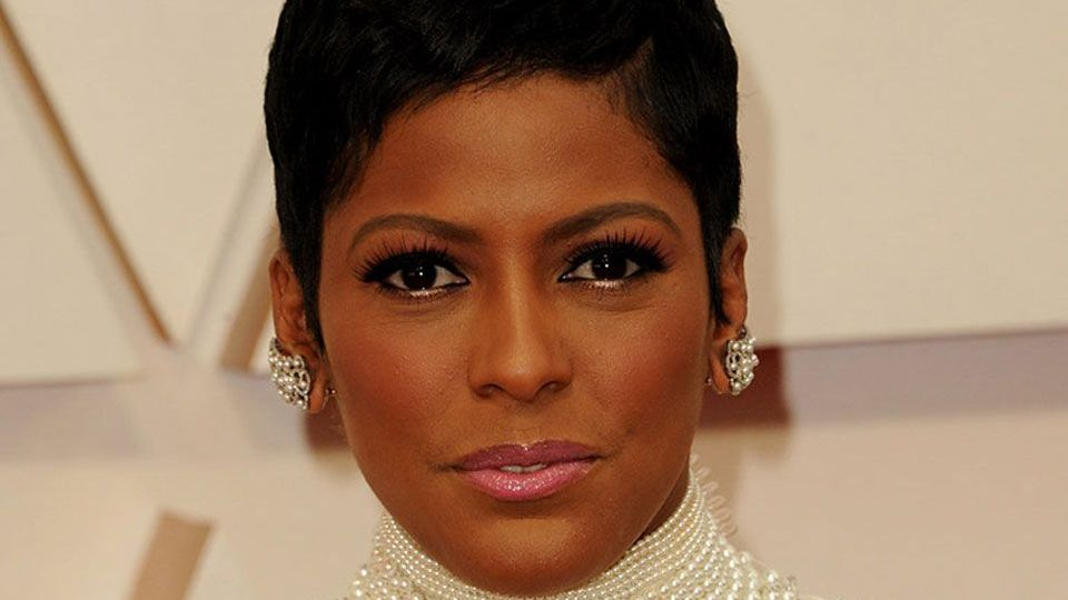Tamron Hall at the 92nd Academy Awards in Hollywood, CA.