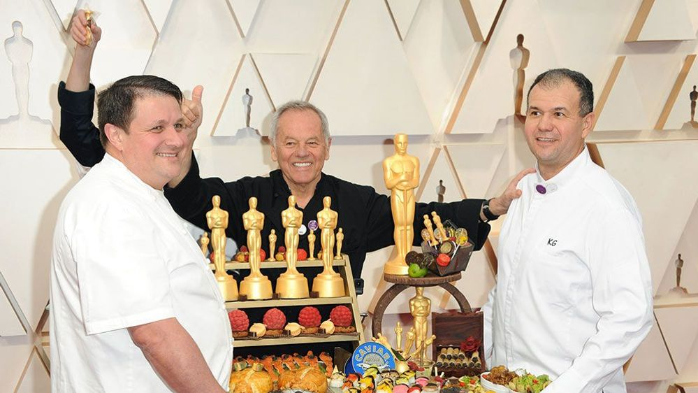 Wolfgang Puck at the 92nd Academy Awards in Hollywood, CA.