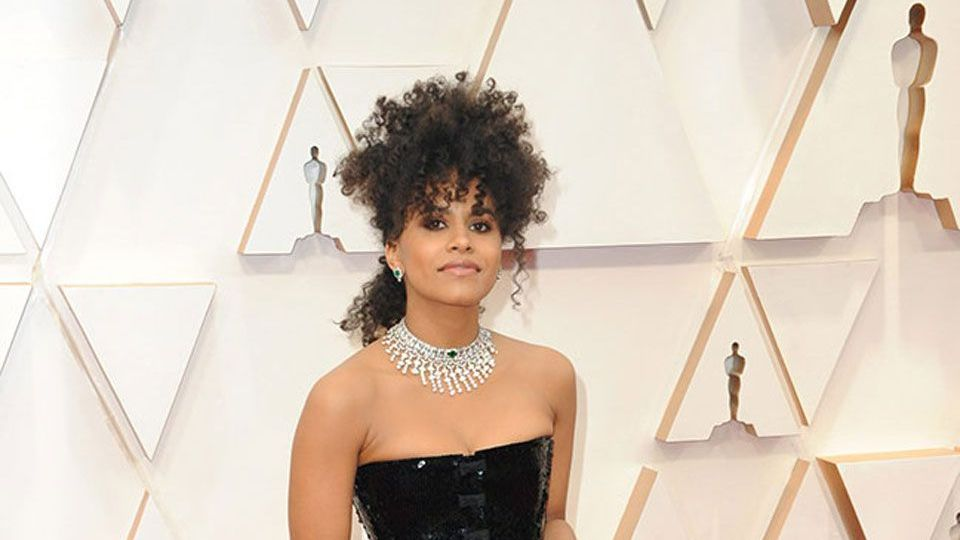 Zazie Beetz at the 92nd Academy Awards in Hollywood, CA.