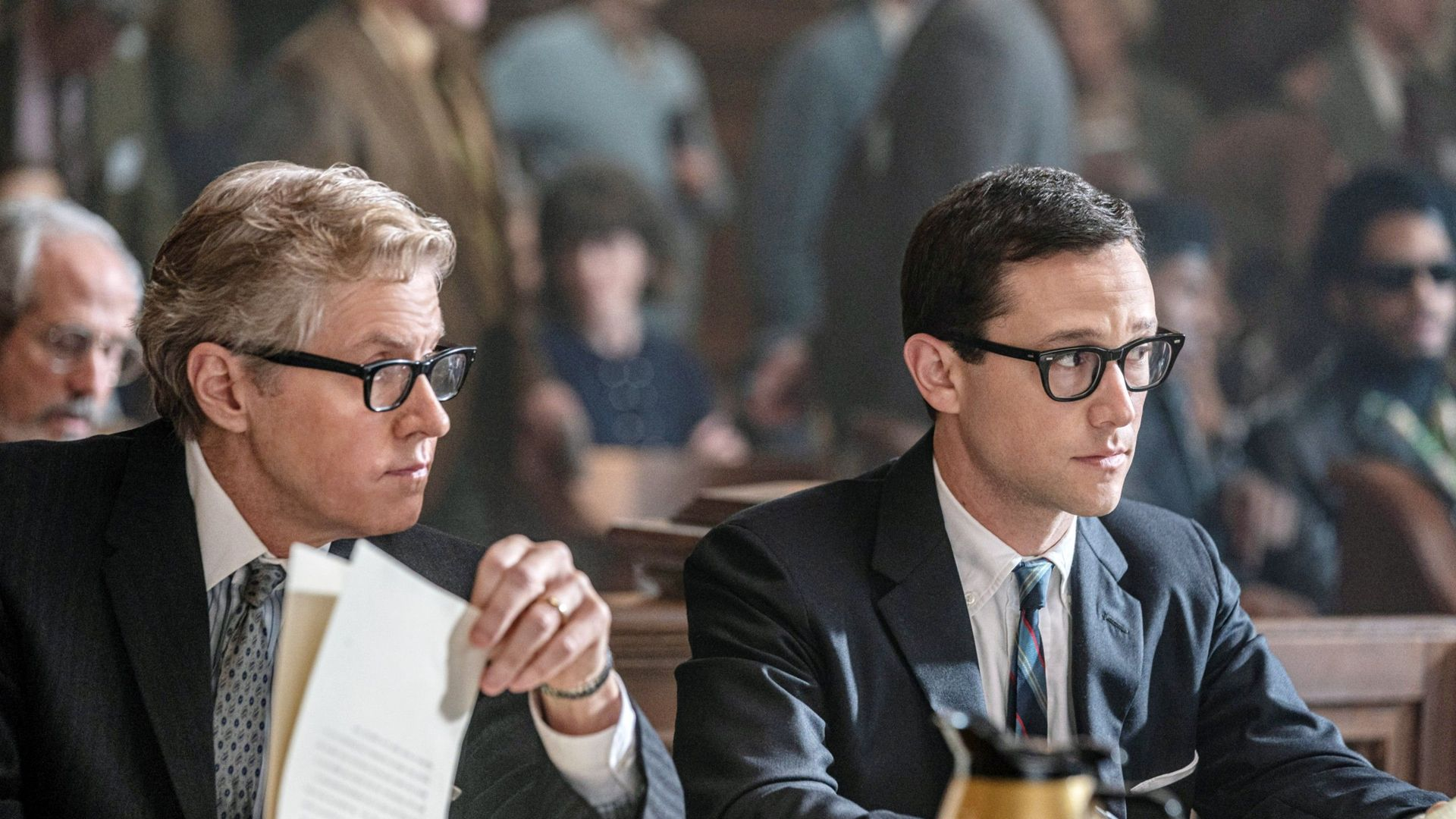 Oscars Best Picture Nominee The Trial of the Chicago 7