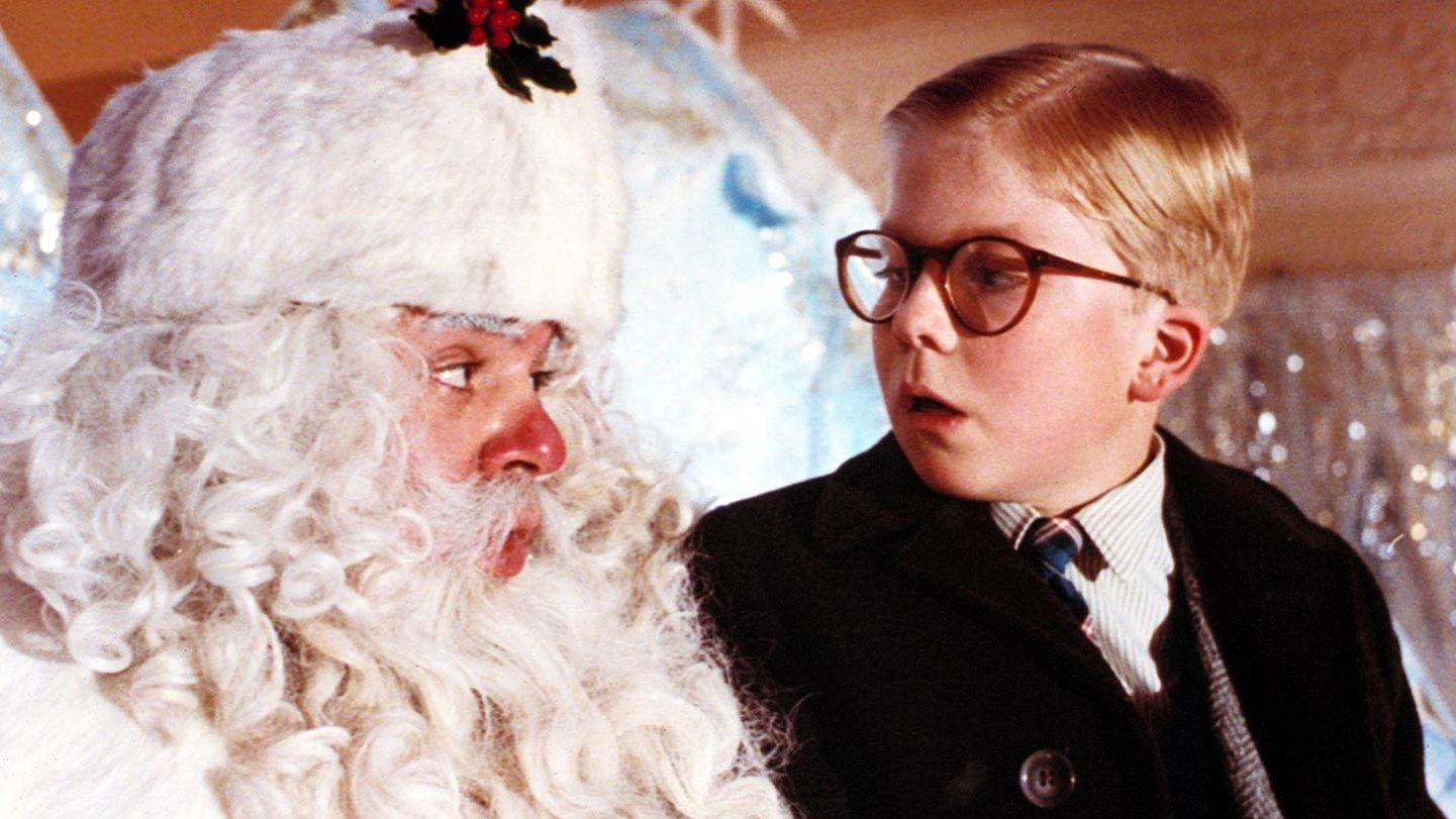 """Peter Billingsley in """"A Christmas Story."""""""