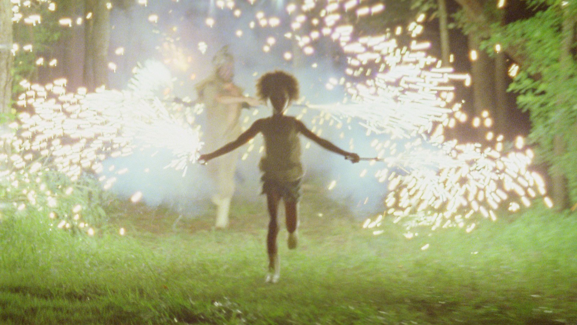 """Quvenzhane Wallis in """"Beasts of the Southern Wild."""""""