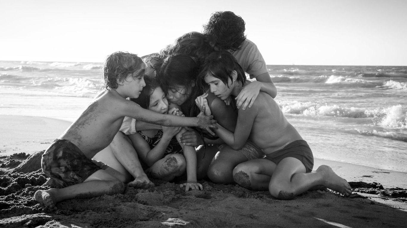 Roma - Hispanic Heritage Month Must-See Movies