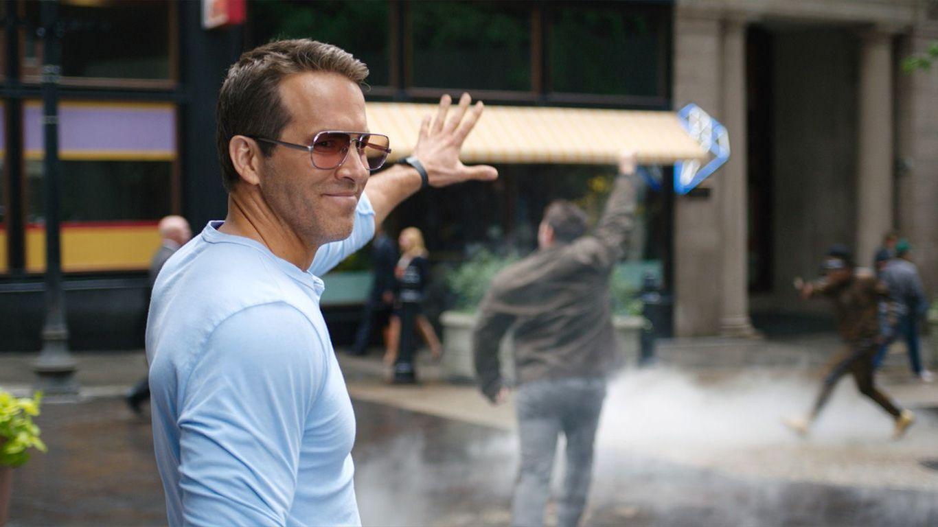"""Box Office - Ryan Reynolds in """"Free Guy."""""""