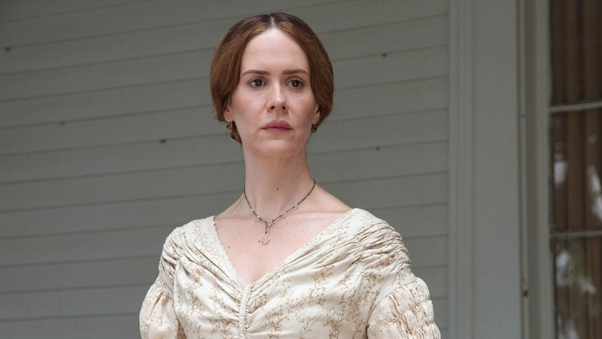 "Sarah Paulson in ""12 Years a Slave."""